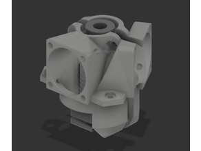 G2s Pro E3D V6 Maxmount (Now with BL-touch!)