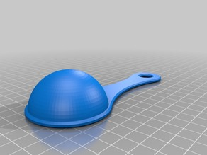 Single end 2 tablespoon Coffee scoop