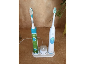 Philips Sonicare toothbrush holder