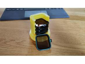 GoPro Hero 5/6/7 Filter Container