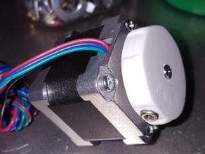 NEMA14/17 axis wheel 32mm / 20mm
