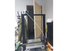 cr10 extruder support NEMA 17