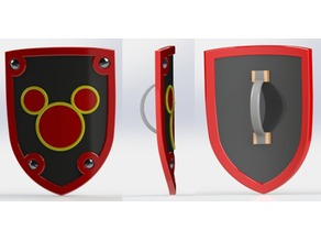 Kingdom Hearts Dream Shield