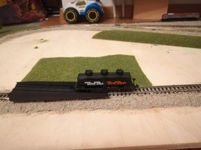 Re-railer N scale