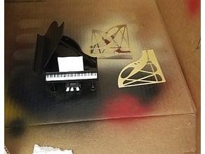 Remixed Grand Piano Phone Holder