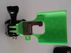 GoPro 3 Remote mount