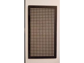 32x16 LED Matrix grid for diffuser