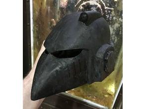 Mk6 Space Marine Beakie Helmet