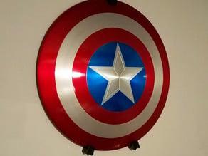 Captain America Shield Wall Mount
