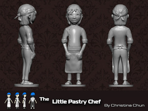 The Little Pastry Chef