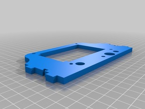 Makerfarm i3v Graphical LCD Mount