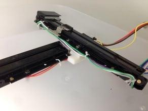 CNC Connection Part with Slide Pot