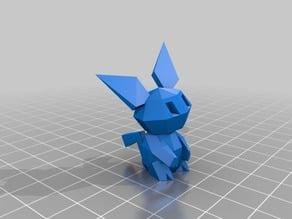 Pokemon Low Poly Pichu