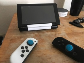 nintendo switch stand mobile charging dock