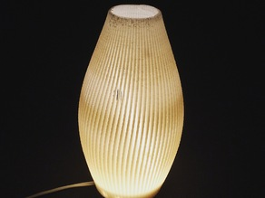 Finned Array Lamp