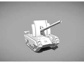 Basilisk Self-Propelled Artillery