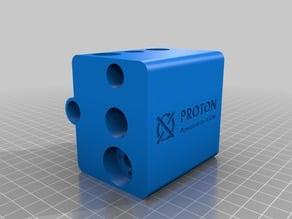 Modified Center Holder of Proton