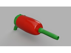 Compact vacuum cleaner