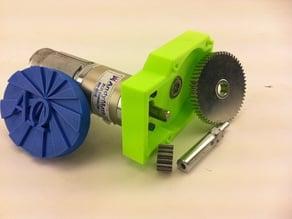 CIMple Box PG Motor