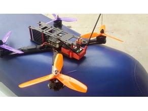 FS-iA6B mount for QAV-R