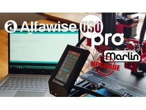 Alfawise U30 PRO, Marlin + Screen FW (Screen software)