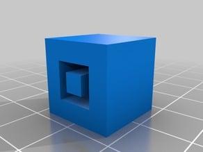 Geometry dash icon/logo/character