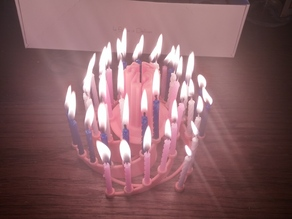 42 ans anniversaire bougies
