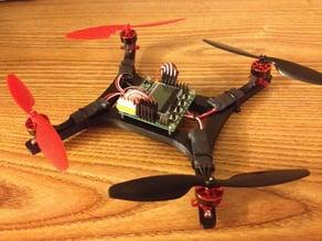 Micro H-Quadcopter