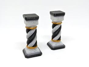Stone Pillars for Gloomhaven