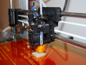 Prusa i3 Direct Drive Bowden Extruder