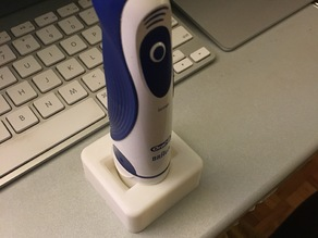 Braun Electric Toothbrush holder