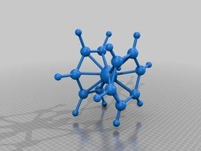Bis(Benzene) Chromium Model