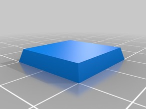 Tabletop base 20x20mm