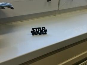 Star Wars logo stand_alone