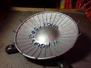 Midievilish Hampster/Degu Disc