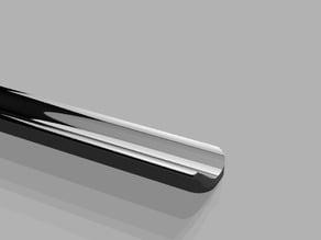 Finger Splint fast easy 3d print for emergency