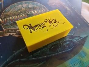 Nemo's War Special Ship Storage Box
