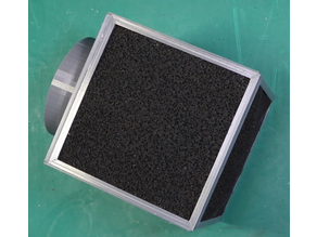 Air Filter Box for Fume Extractor