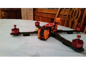 FPV Single Axis Gimbal for ImpulesRC Alien and Similar