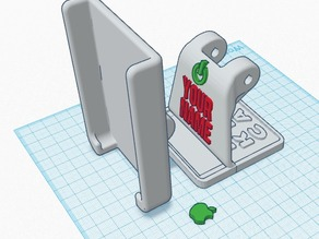 iPhone Holder plus supports