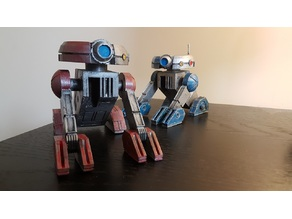 T3 Droid from Star Wars (T3-M4)