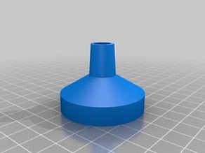 Better dugout funnel
