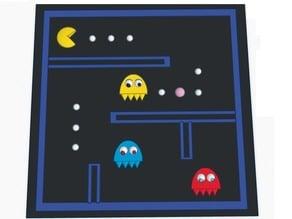 Pacman (TinkerCad)