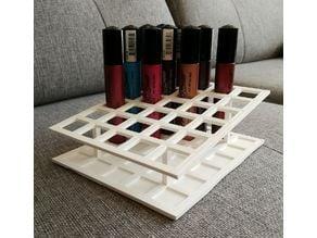 Easy lipstick holder