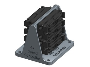 FRC Speed Controller Vertical Mount