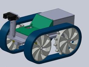 PirulerBot - An Arduino Rover