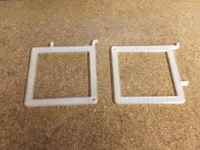 Wire Spool Holder for Pegboard