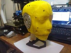 Inmoov Head / skull stand
