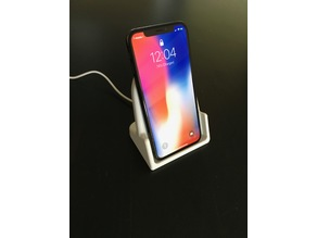 IKEA Rallen Wireless Charging iPhone Xs / Xr / X / 8 / Samsung S9 Stand