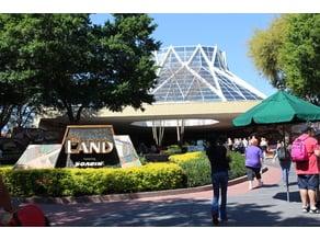 Epcot's The Land Pavilion